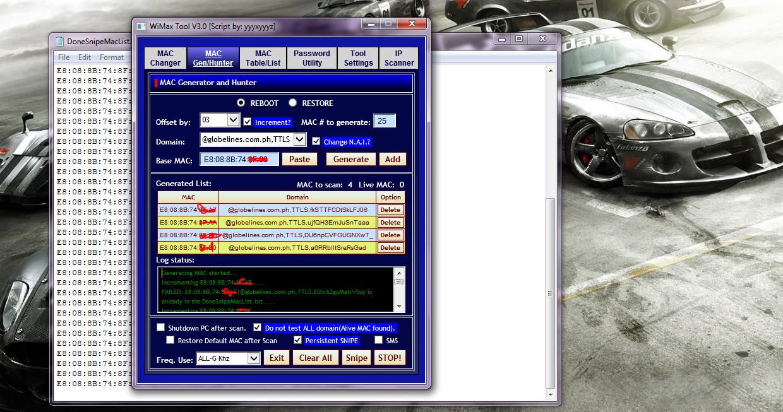 Bm622 mac changer pinoy tech blogger.