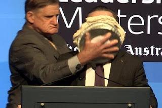 Pidato Promosi Nikah Sejenis, Wajah CEO Qantas Ditimpuk Kue (Video)