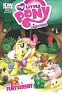 My Little Pony Micro Series #4 Comic Cover A Variant