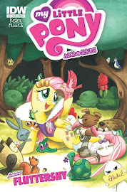 MLP Micro Series #4 Comic