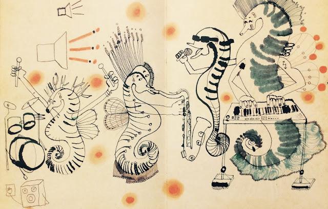 """Ilustração de Marta Ignerska para o livro infantil """"O Tamanho do meu Sonho"""""""
