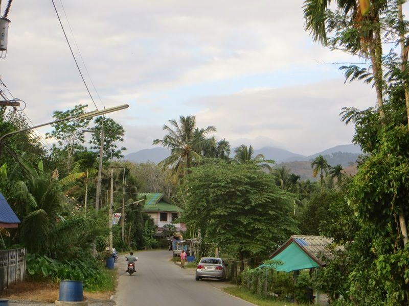 деревня тайская