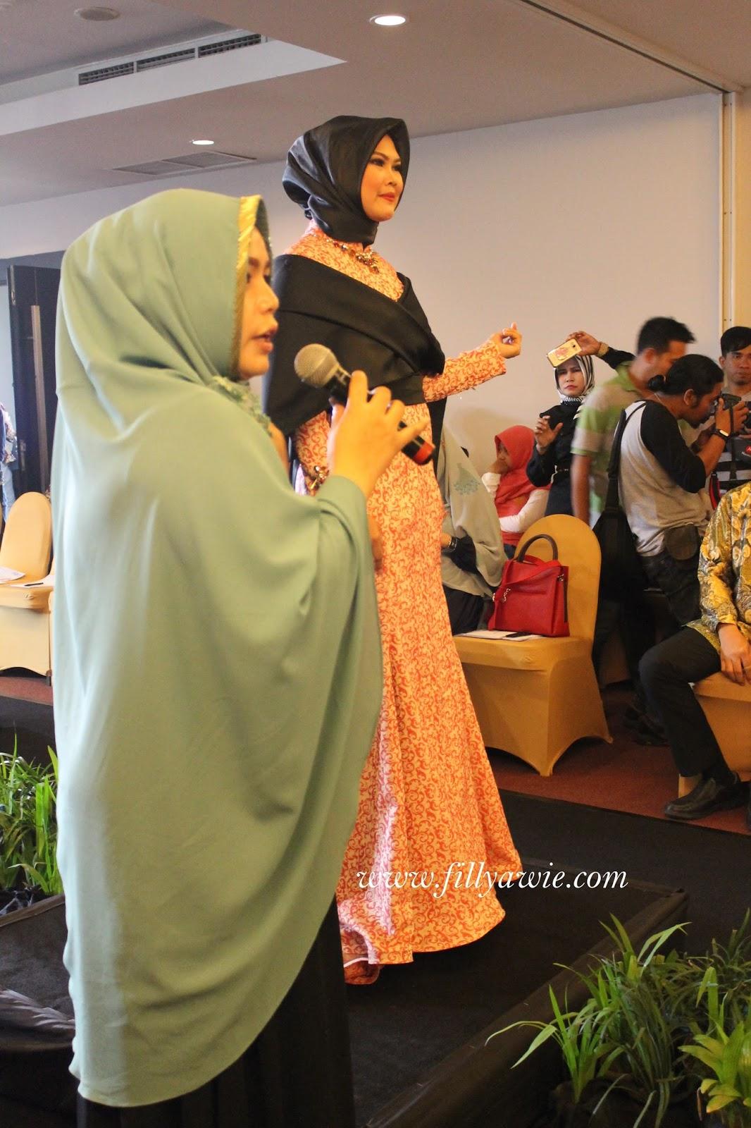 Hadirnya Aqua Hijab Series Di Acara Hijab Fashion Clinic