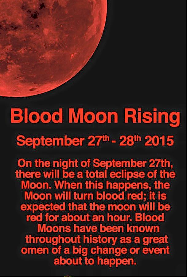 blood red moon meaning astrology - photo #21