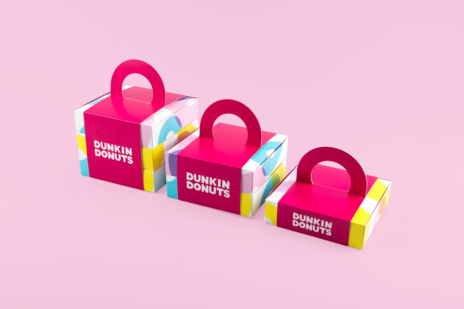 Dunkin Donuts Student Project Packaging World