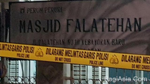 Dua Anggota Brimob Di Tusuk Saat Berada Di Masjid Lapangan Bhayangkara Mabes Polri