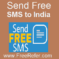 send free sms to India post
