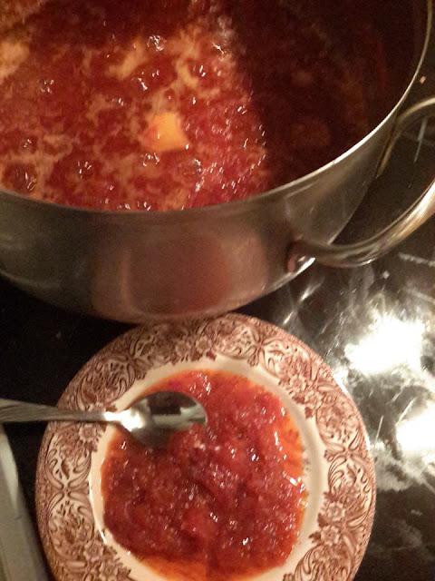 Μαρμελάδα με πιπεριές Φλωρίνης
