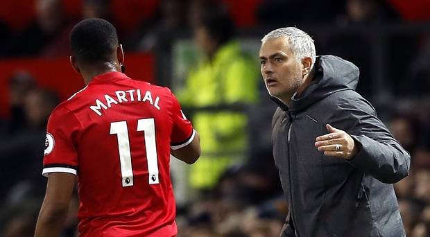 Being brave - It's Martial or nobody