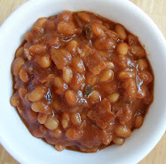 instant pot pressure cooker BBQ baked Beans
