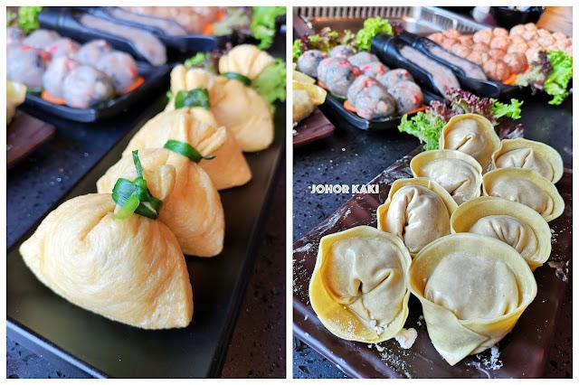 Kofuku-Tei 幸福窝 Steamboat Dumplings