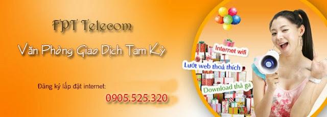 Lắp Mạng Internet FPT Phường Hoà Thuận