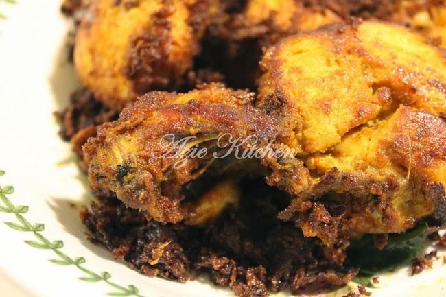 Ayam Goreng Berempah Sedap