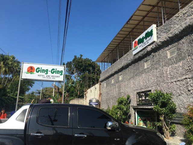 Ging Ging Hotel and Resort Parking Area