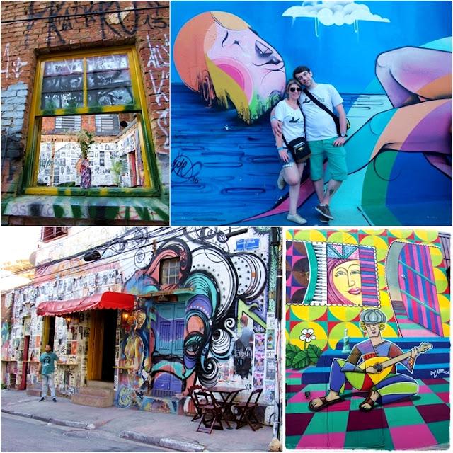 Vem pra Sampa, meu! Encontro que reuniu cerca de 60 blogueiros de viagem em São Paulo, no mês de outubro de 2016. Palestras, passeios, diversão. Lindas paisagens urbanas e muita descontração. Arte urbana no bairro Pinheiros e no Beco do Batman.