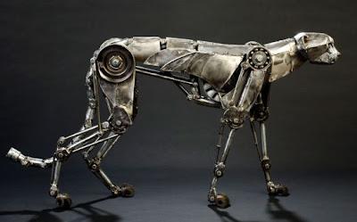 Esculturas kinetica o cinética