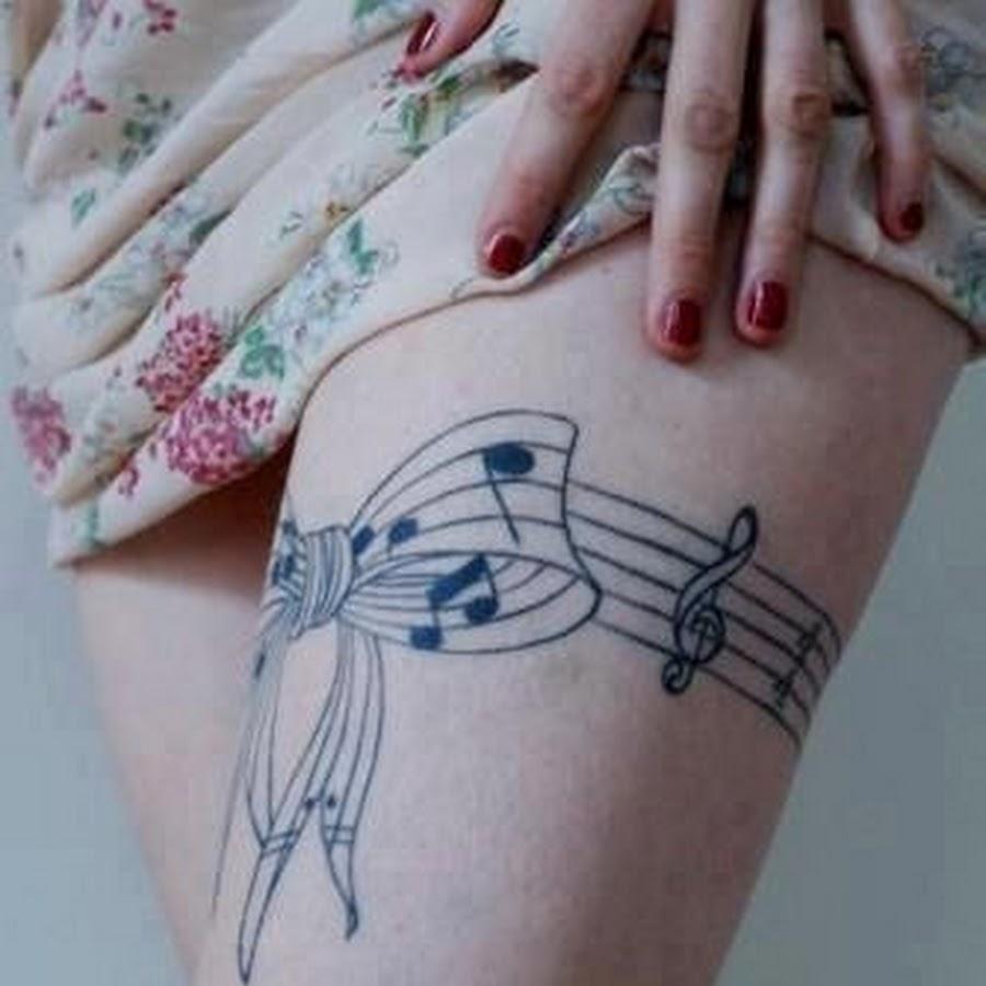 Tatuajes De Notas Musicales Belagoria La Web De Los Tatuajes