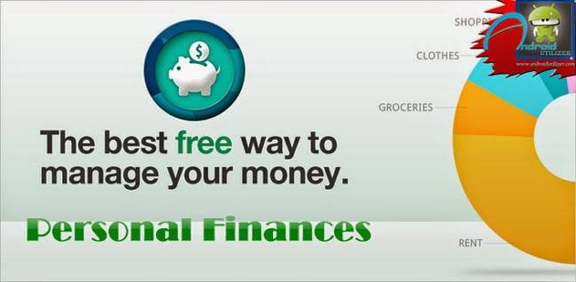 Personal Finances android app