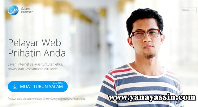 Salam Browser