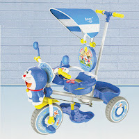 doraemon official licensed tricycle