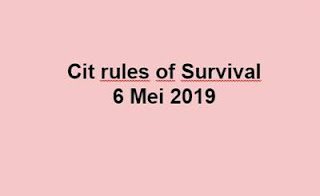 Link Download File Cheats Rules of Survival 6 Mei 2019