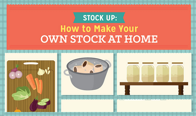 Stocking Up: How To Make Your Own Stock at Home