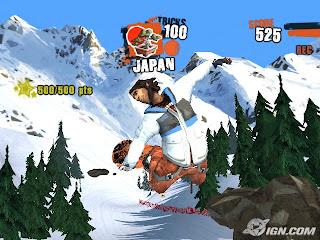 Shaun White Snowboarding (PS2) 2008