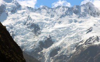 Wallpaper: Hooker Glacier