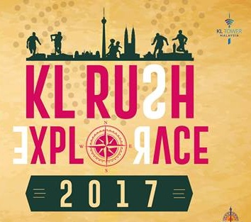 KL Rush Explorerace 2017 - Do not Miss Out