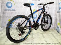 belakang element xc100 21 speed 24 inci sepeda gunung remaja