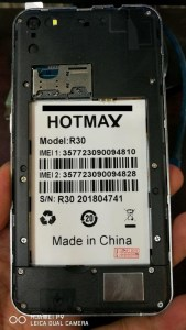Hotmax r30 firmware without password