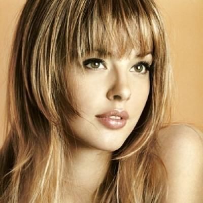 Stupendous Celebrity Hairstyles For Round Faces 2011 Cute Hairstyles Hairstyles For Men Maxibearus