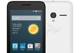Cara Flash Alcatel 4027N Pixi 3 via Flashtool Tested Sukses 100% Firmware Free Tanpa Password