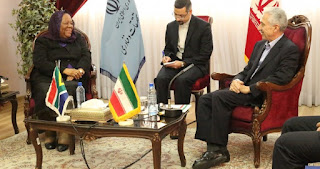Iran, S.Africa to undertake joint scientific, research projects