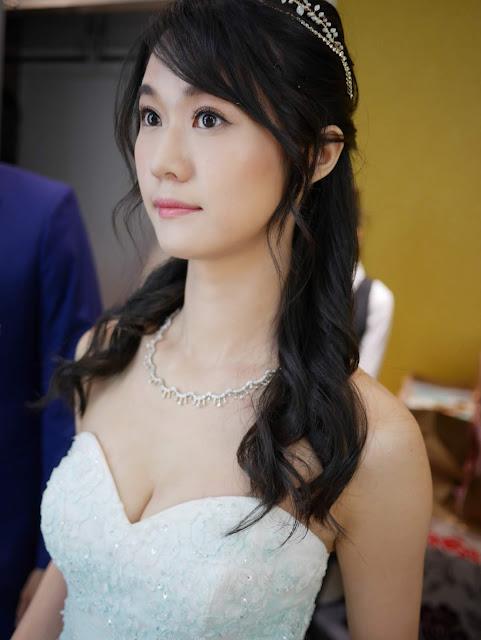 台北新秘 | 台北新娘秘書 | 台北新秘推薦 | C型瀏海 | 新娘公主頭造型 | 新秘TsaiSummer | 送客造型2018 | 新娘氣質妝感 | 新娘髮型2018
