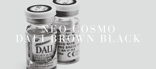 Neo Cosmo Dali Brown Black