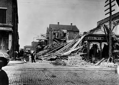 The Charleston Earthquake
