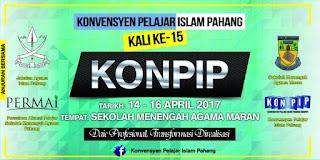 Konvensyen Islam Pahang Kali Ke 15 akan tiba