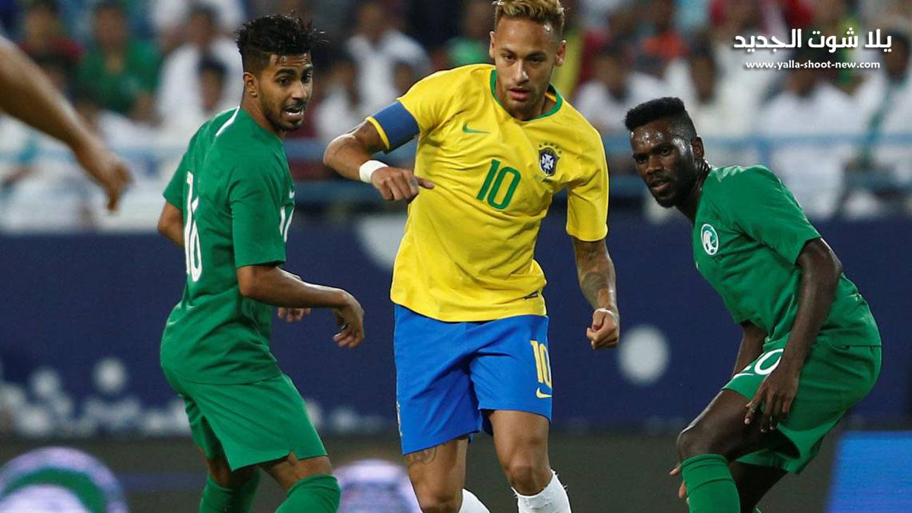 مباراة البرازيل وهندوراس