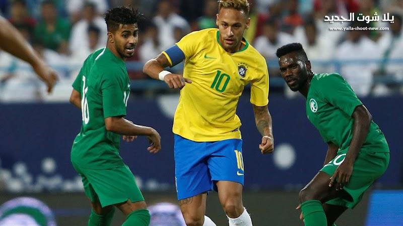 البرازيل تحقق فوز كاسح على هندوراس قبل بطولة كوبا امريكا