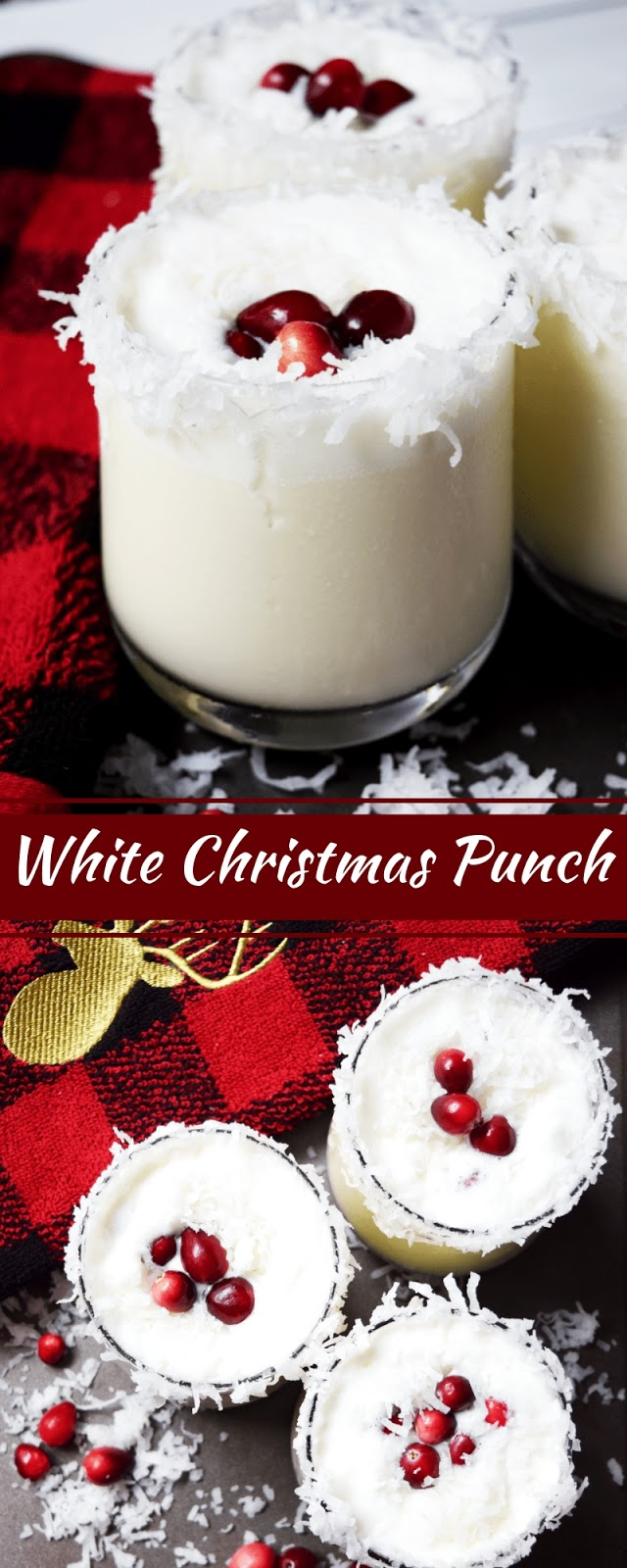 play the christmas music yet but i must have been dreaming of some recipes and cake ideas this white christmas punch is one of them - Christmas Punch Ideas