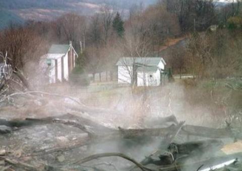 5 Kota Hantu Yang Ditinggalkan Penduduknya Karena Bencana