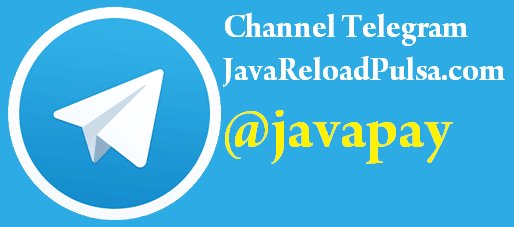 Channel Telegram Info Terbaru Server JavaReloadPulsa.com