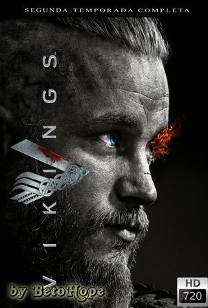 Vikingos Temporada 2 [720p] [Latino-Ingles] [MEGA]