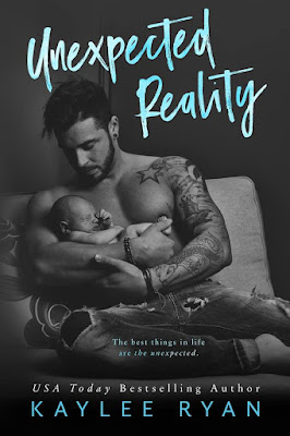 livro Unexpected Reality - autora Kaylee Ryan