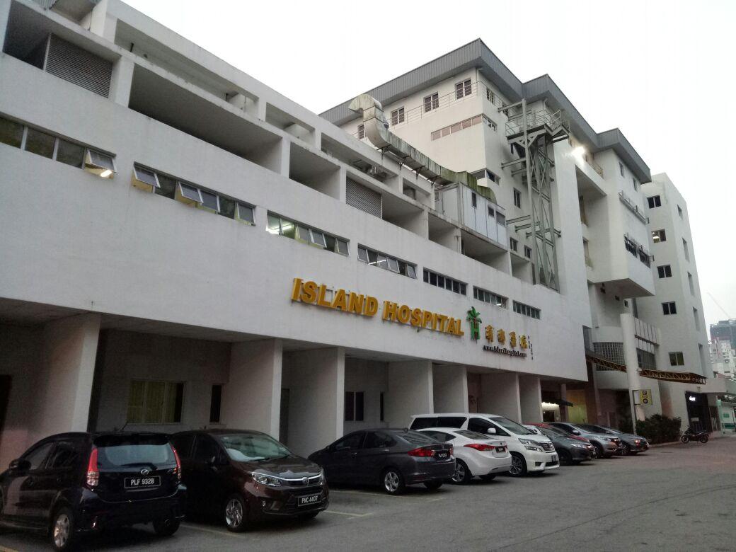 Serendipity Check Up Di Island Hospital Penang Tanpa Jasa Guide