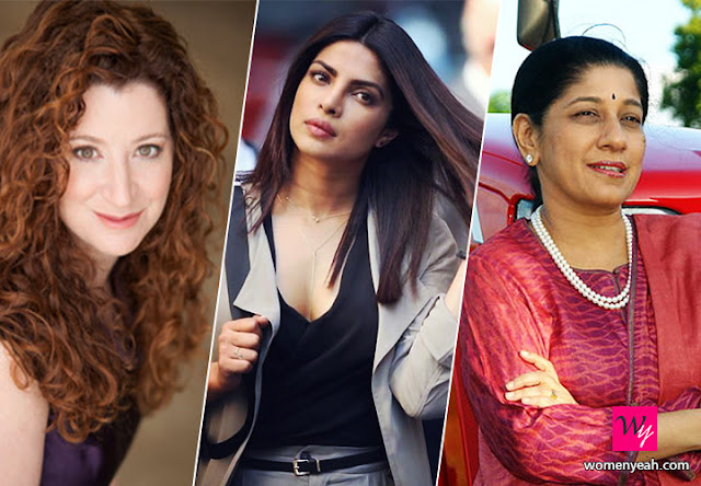most powerful and inspirational women 2017