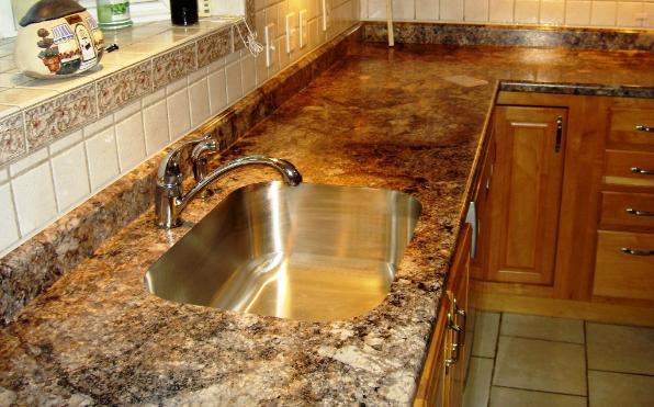 Linoleum Kitchen Countertops