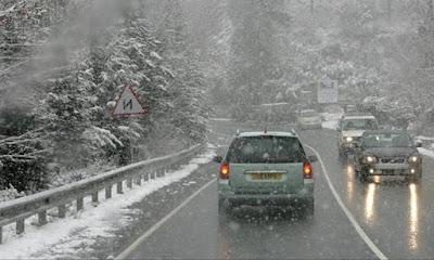 Ανακοίνωση για την κατάσταση του οδικού δικτύου στην Κεντρική Μακεδονία