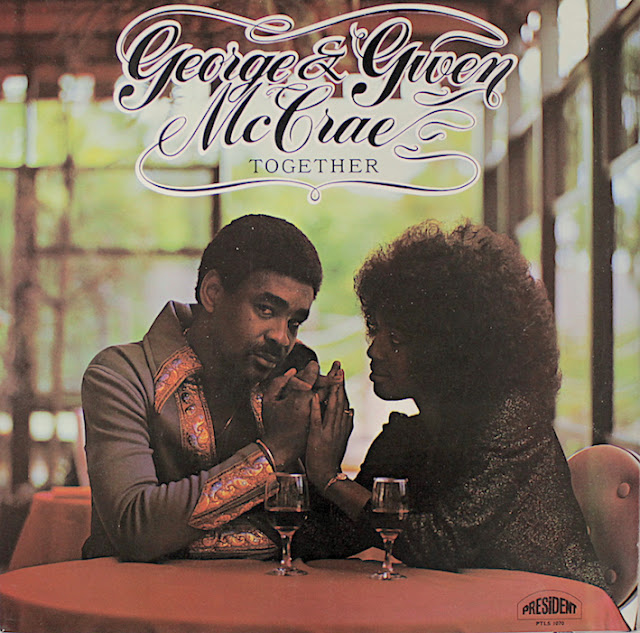 Mood du jour I'm Coming at You George et Gwen McCrae